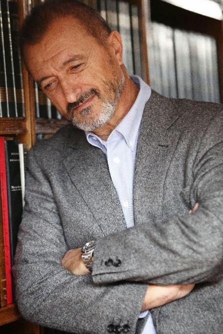 El caballero del jubón amarillo - Arturo Pérez Reverte