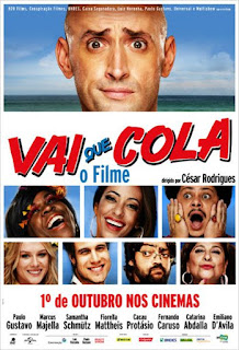 Baixar Filme Vai que Cola: O Filme Nacional Torrent
