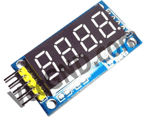 Using the Serial 7-Segment Display - learnsparkfuncom