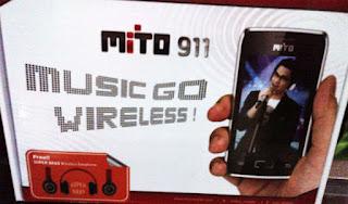 Spesifikasi Dan Harga Mito 911 Terbaru