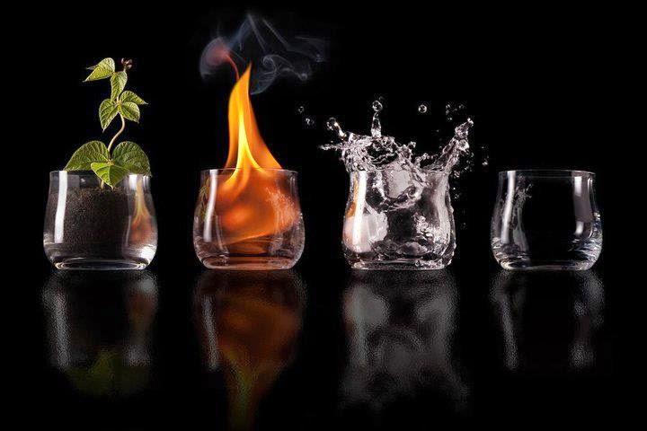 ✡ Earth ✡ Fire ✡ Water ✡ Air ✡∞ Spirit ∞ ✡