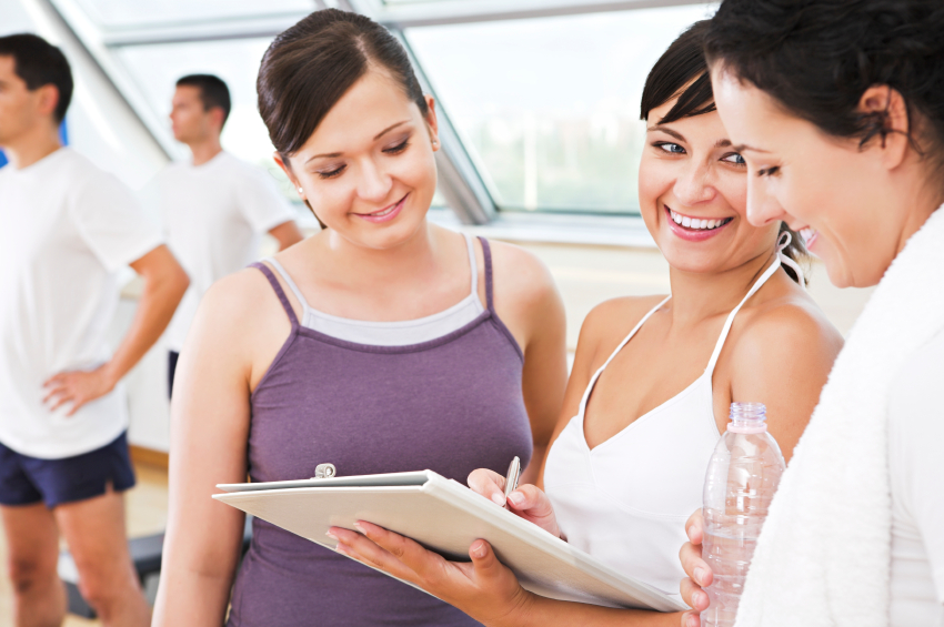 health fitness jobs