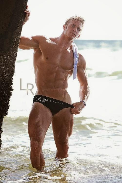 big muscle amateur