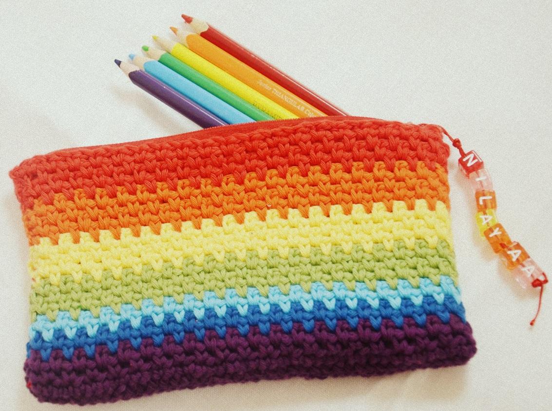 Diaper Mum: Tutorial :: Crochet Case/Pouch