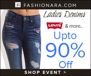 Fashionara : Buy Levi Ladies Fashion Jeans with More than 50% discount