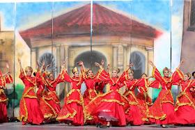 Sinulog Dance 2013