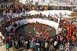 เทศกาลตกปลาน้ำแข็ง ที่ฮวาชอน