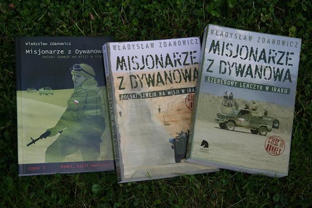 Misjonarze z Dywanowa czyli genialne książki i fenomenalny Autor