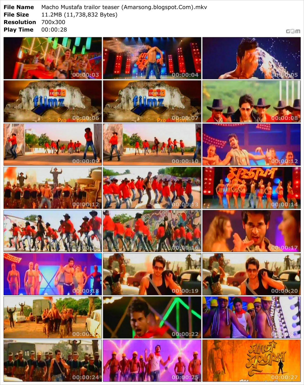 Macho Mustafa 2012 Trailer Teaser Download