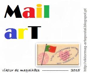 # arte postal :: arte correo :: maiL Art   2009 - 2015