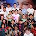 Mauricio Vila celebró con los niños de la colonia Sambulá