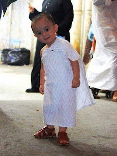foto-bayi-berpakaian-ihram