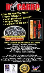 PRODUK CLEAN HEAD ENGINE.