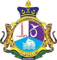 Jawatan Kerja Kosong Majlis Daerah Pontian logo