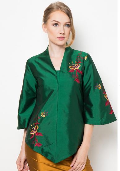 Trend Model Baju Kebaya Muslim Wisuda Masa Kini