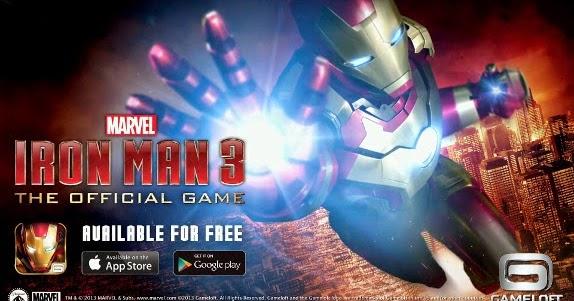 download iron man 3 pc game for windows 7