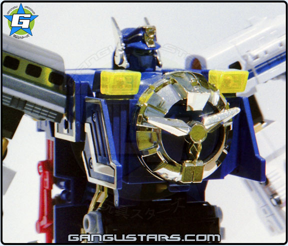Takara Sunrise Brave Series Might Gaine 1993 マイトガイン 勇者シリーズ www.gangustars.com