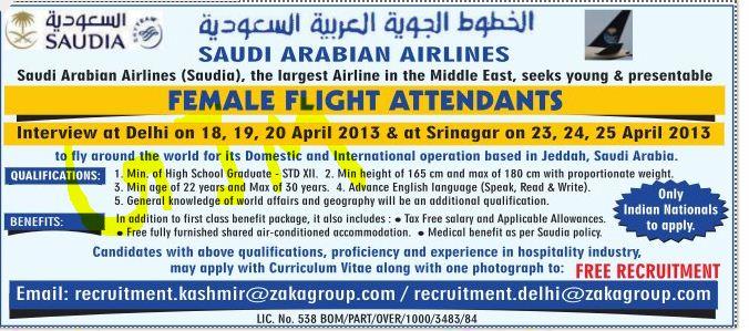 vacancies  saudi arabian airlines gulf jobs  malayalees