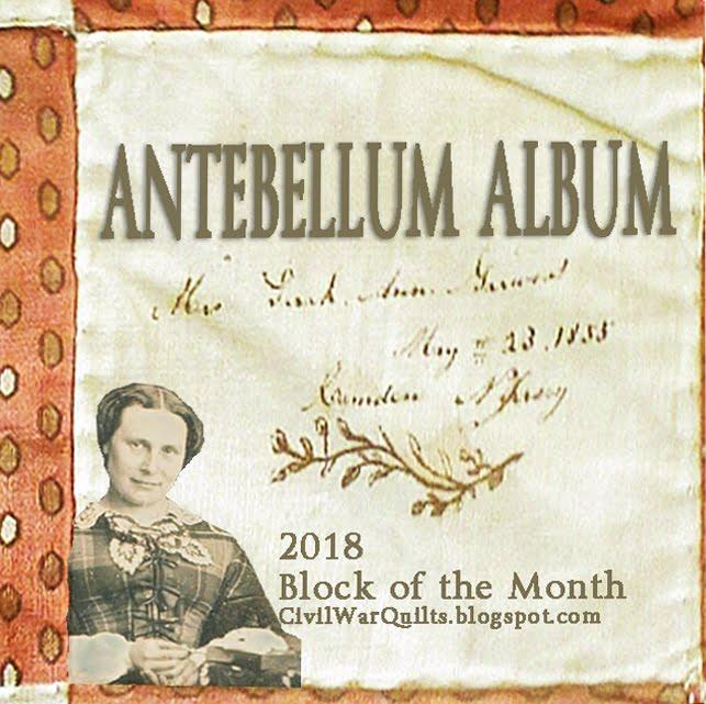2018 BOM: ANTEBELLUM ALBUM