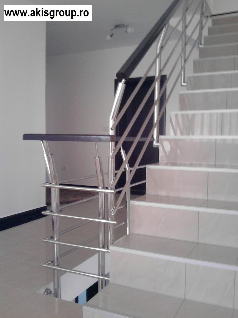 balustrade inox balustrade inox de interior si balustrade. Black Bedroom Furniture Sets. Home Design Ideas