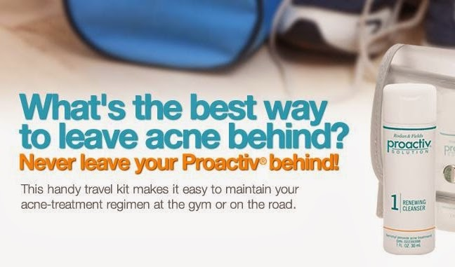 Proactiv Solution: Proactiv 15-Day Maintenance Kit is perfect for travel!
