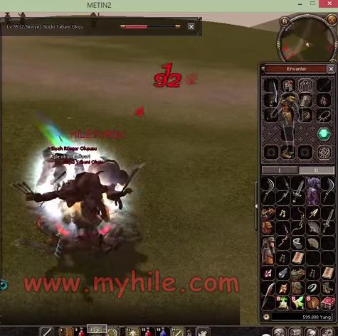 Metin2 Level Bot