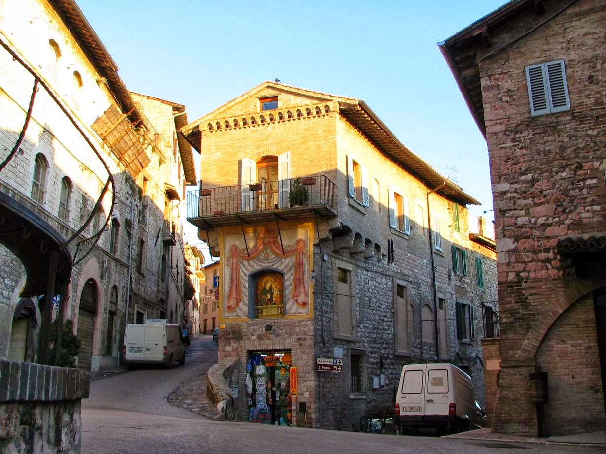 Italia - Asís