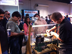 Maker Faire Demo - NC State Fairgrounds