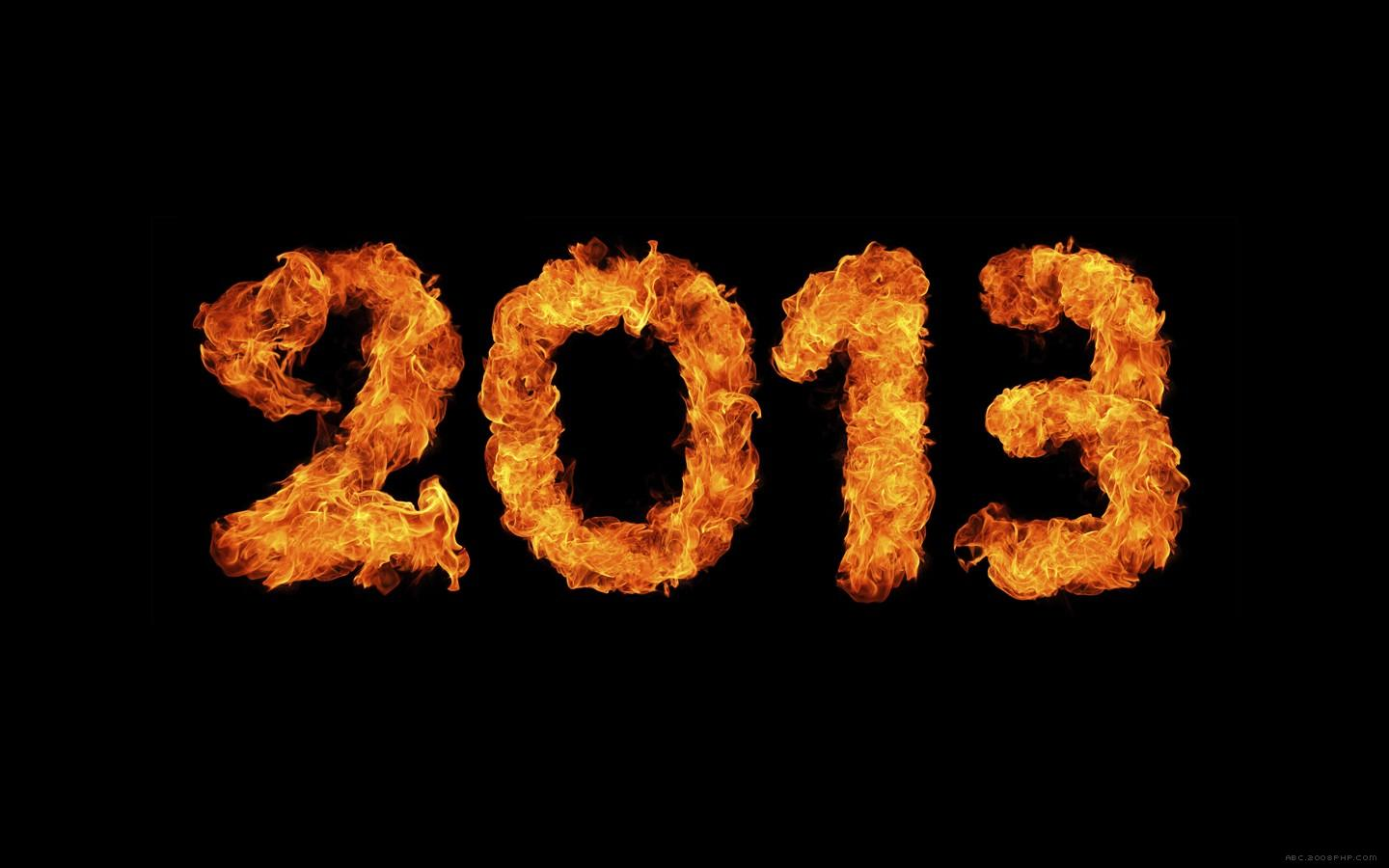2013 Free Download 3d and HD happy new year 2013