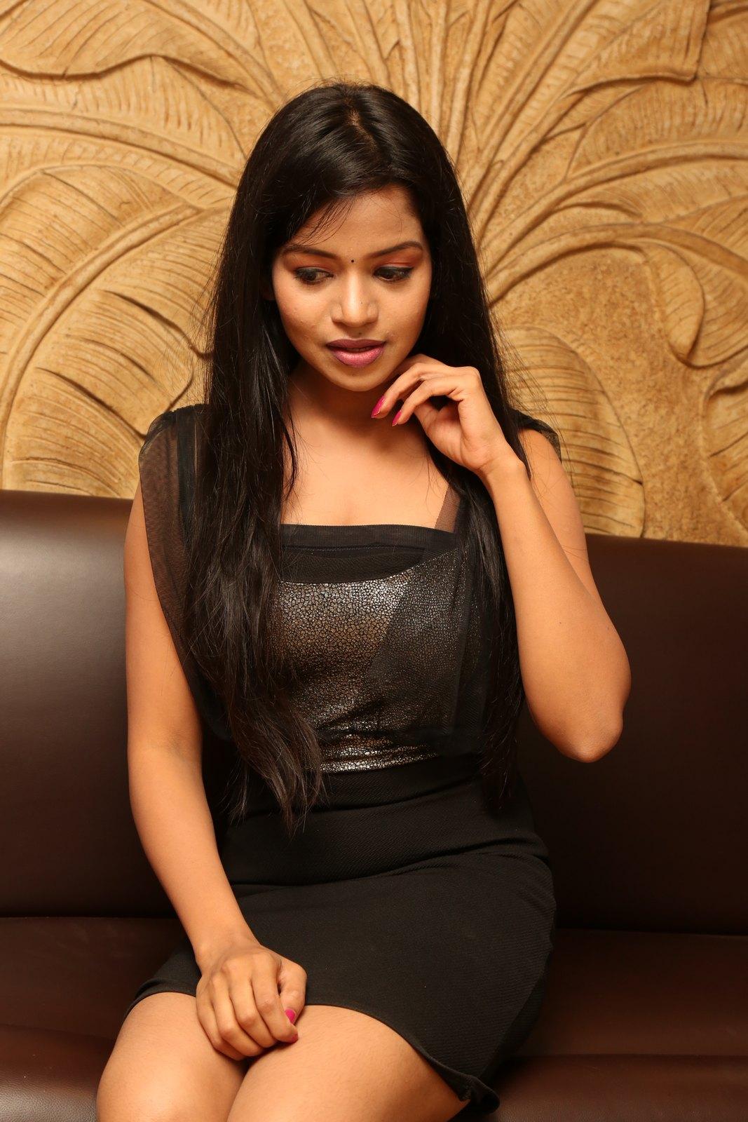 Bhavya sri New glam photo shoot-HQ-Photo-13