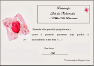 "Dia dos ""Namorados"" (Frase romântica)"