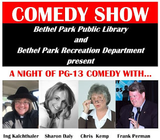 http://www.bethelparklibrary.org/ComedyNight.htm