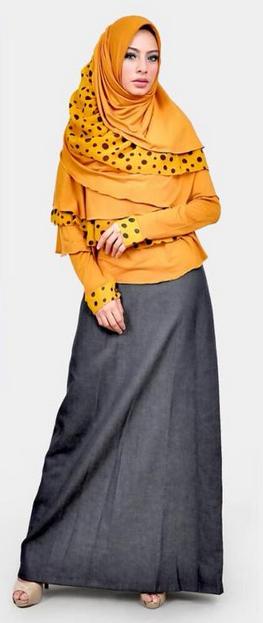 Foto Model Baju Muslim Terkini