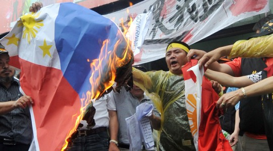 Will the Taiwan-Philippines Dispute Unite Taiwan with China?