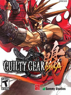 Guilty Gear Isuka PC Game (cover)