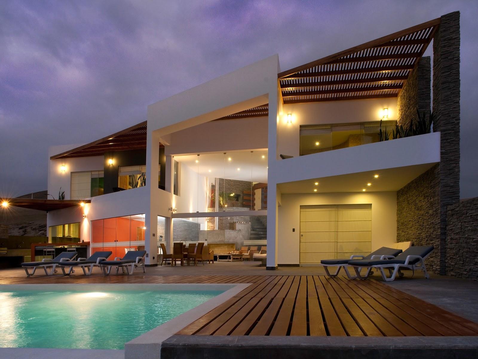 Bit cora arquitectura peruana ganadores concurso casas de - Casa de playa ...