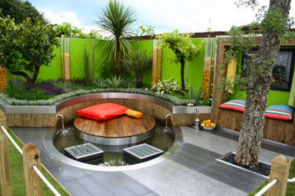 Small Backyard Landscaping Ideas - Home Landscape Designs