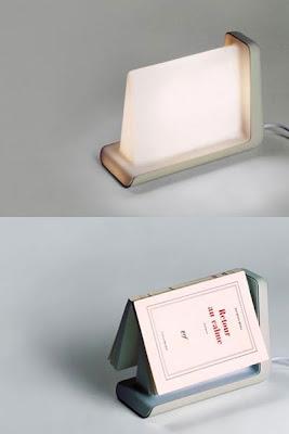 L mpara de libro lo supe en cuanto te vi - Lamparas para leer libros ...