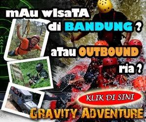 Gravity Adventure Bandung Provider Outbound No1 di Bandung