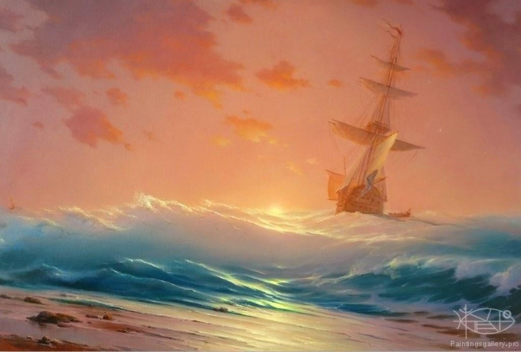 pinturas-de-barcos-de-vela