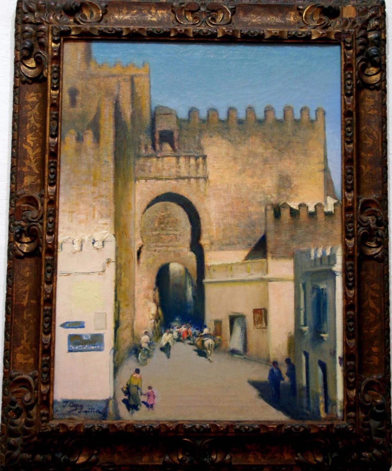suyas sala xii vista de la sala 16 dedicada al pintor local josé arpa