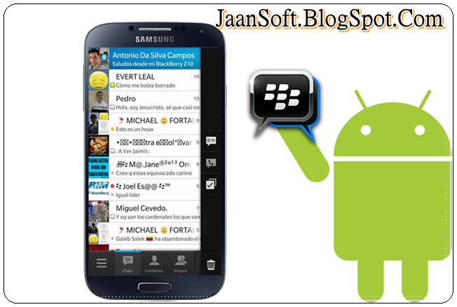 BBM 2.7.0.21 APK For Android Free Download
