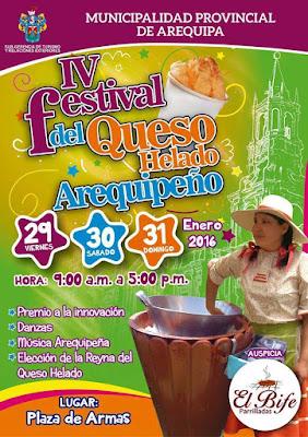 Festival del queso helado 2016