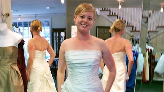 Esta mujer evita mirarse en espejos durante un año para aumentar su autoestima