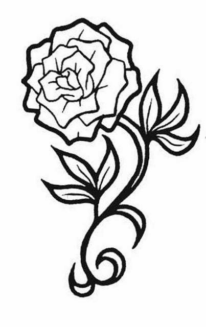 Ambitious image pertaining to rose stencil printable