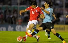 Uruguay vs Chile en Eliminatorias Sudamericanas