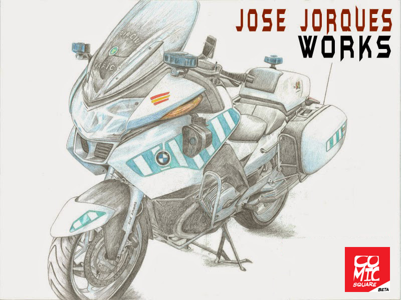 Jose Jorques Art Book