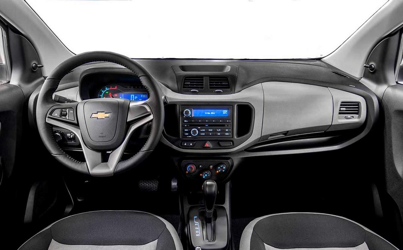 Chevrolet Spin LT 2016