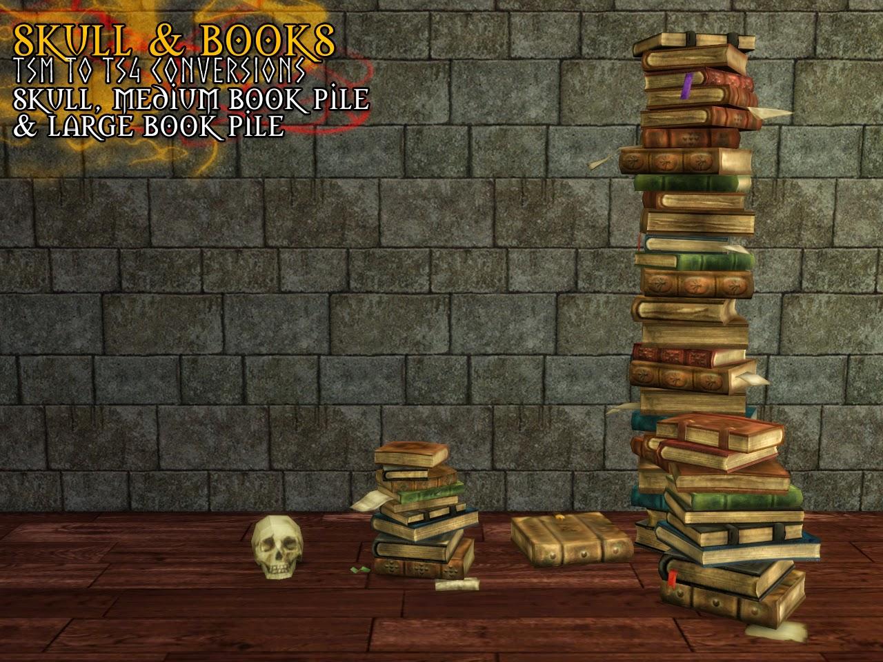 My sims 4 blog ts2 ts3 tsm conversion alchemy for Alchemy skull decoration