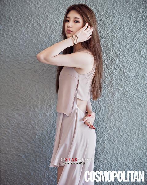 Suzy missA Cosmopolitan July 2014